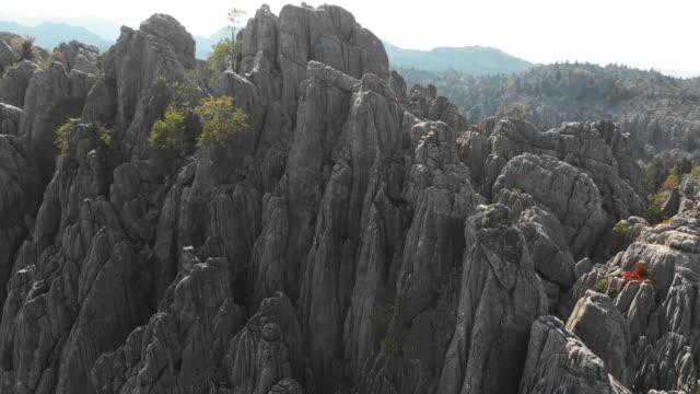 Gidengelmez Rocky Mountains, Natural Landscape in Akseki, Antalya, Turkey