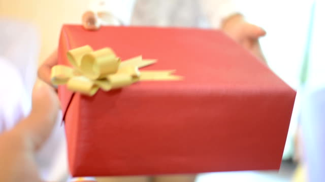 Gift New Year's video