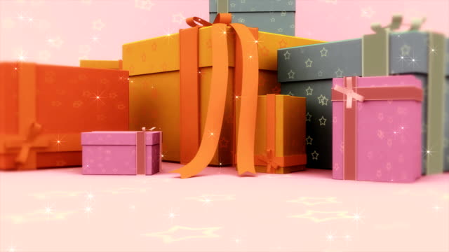 Gift Package and Luminous Motes video