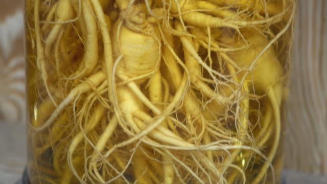 Ginseng - vídeo
