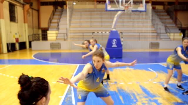 Girl basketball jump shot video