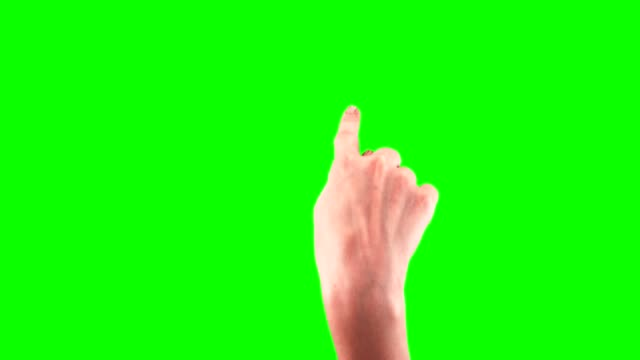Girl hand gestures on a touchscreen set pack, Green screen clean alpha channel Girl hand gestures on a touchscreen set pack, Green screen clean alpha channel, 4K, 21 gestures in 1 video finger stock videos & royalty-free footage
