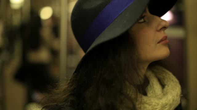 Girl in Subway video
