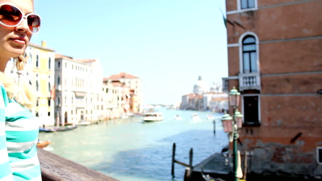 Girl in Venice (HD) video