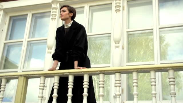 Girl on the Balcony video