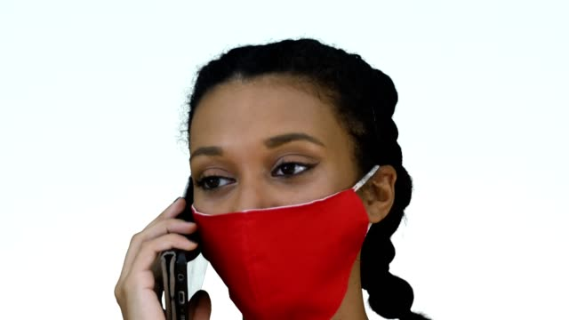 girl on the phone with the mask down girl on the phone with the mask down middle finger stock videos & royalty-free footage