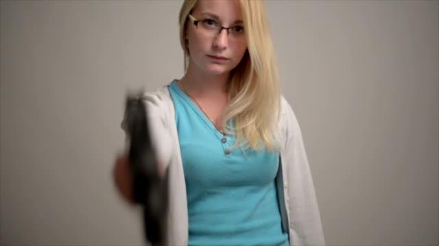 Girl Shooting video