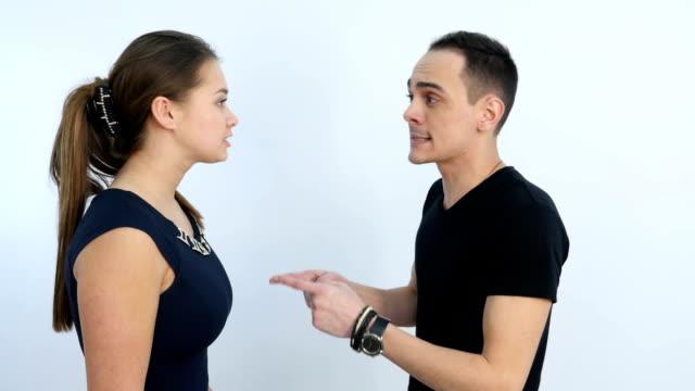 Girl Slaps her  Boyfriend video