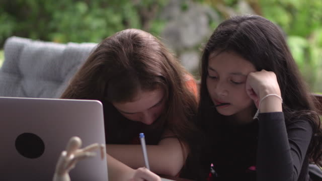 girls education Help each other to do home