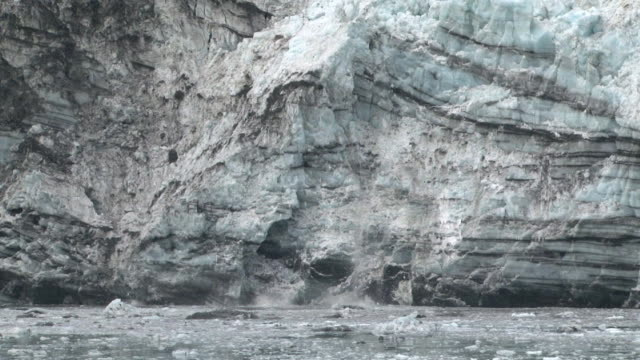 Glacier Calving video