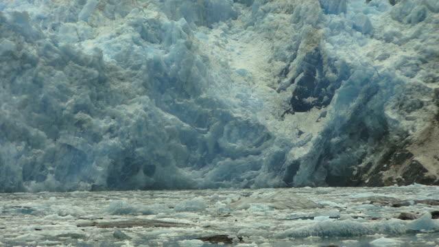 Glacier in Alaska Glacier in Alaska sorpresa stock videos & royalty-free footage