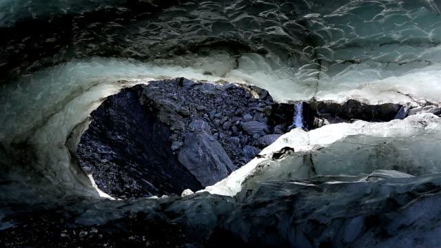 Glacier Melting at Spring Time video