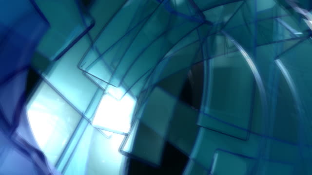 Glass curves video