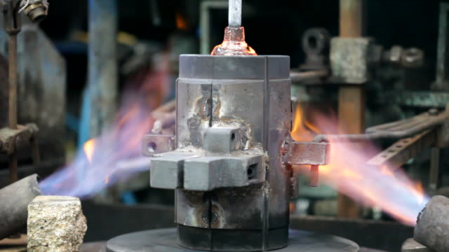 Glass Factory video