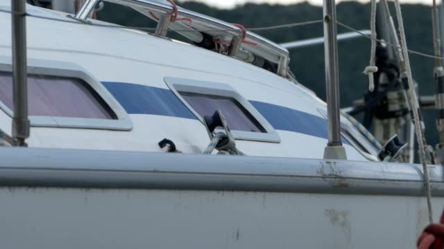 Glass Window on Yacht video