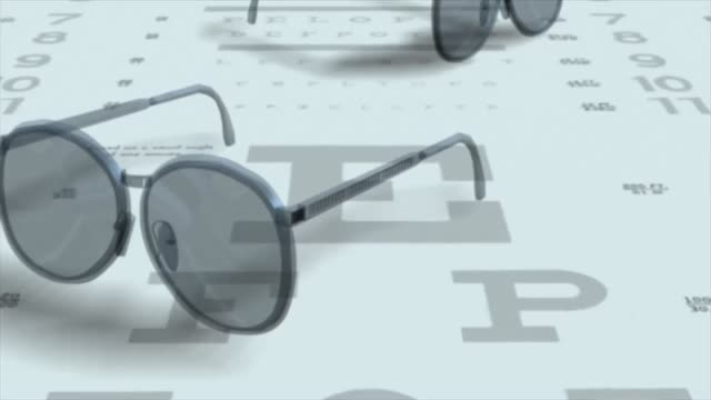 glasses medical alphabet looking glasses medical alphabet looking eye chart stock videos & royalty-free footage