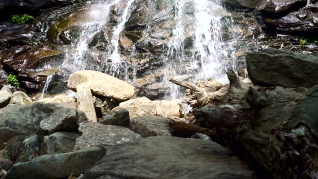 Glen Onoko Falls in the Lehighton State Park, near by Jim Thorpe. Pennsylvania, USA.