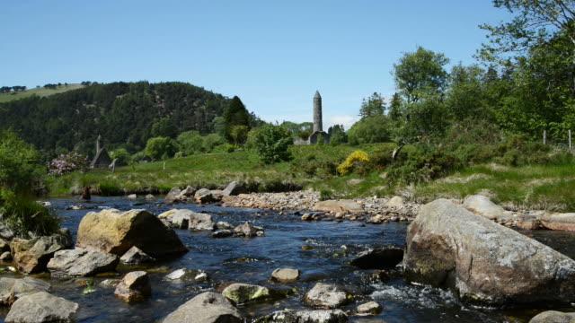 Glendalough, in Ireland video