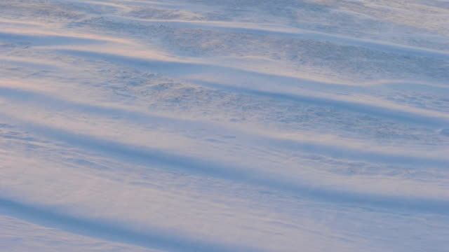 Gliding Snow video