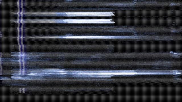 glitch noise static television vfx. visual video effects stripes background, tv screen noise glitch effect. video background, transition effect for video editing, intro and logo reveals with sound. - brudny filmów i materiałów b-roll