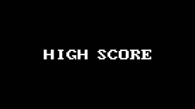 HIGH SCORE Glitch Text Animation HIGH SCORE Glitch Text Animation Rendering, Background, Loop HIGH SCORE Glitch Text Animation HIGH SCORE Glitch Text Animation Rendering, Background, Loop, 4k high up stock videos & royalty-free footage