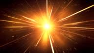 istock Glitter / High Speed / Light Speed Animation (Gold) - Loop 845735596