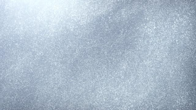 キラキラ/雪の背景 - ループ - キラキラ 白背景点の映像素材/bロール