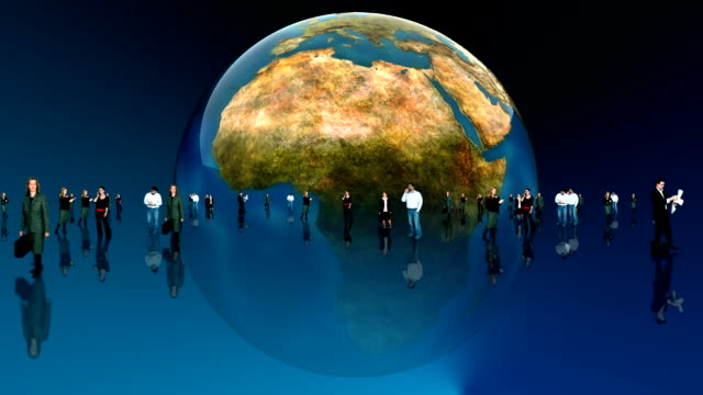global business aus der ganzen welt - reisebüro stock-videos und b-roll-filmmaterial