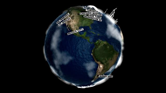 global cities index earth - sweden map bildbanksvideor och videomaterial från bakom kulisserna