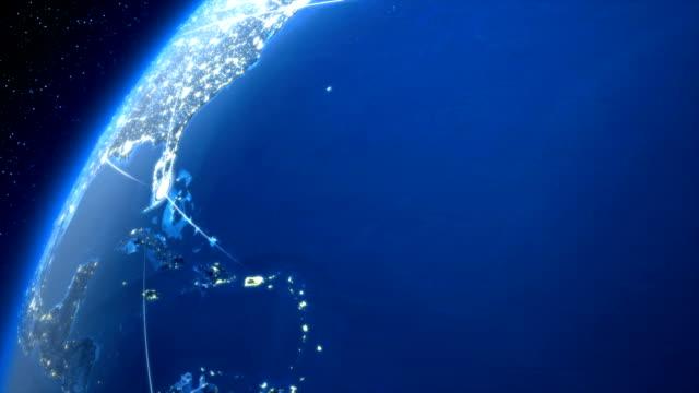 Global communications. video