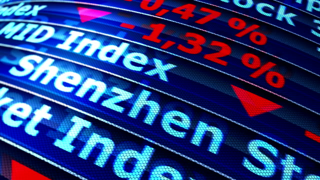 Global Exchange World Indexes. video