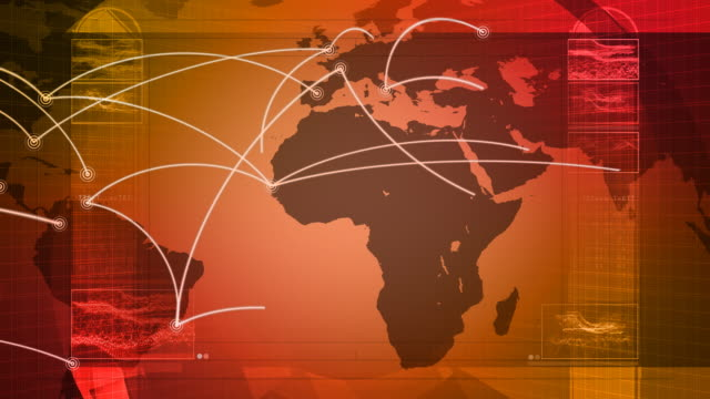 Global Network, Travel, Communications video