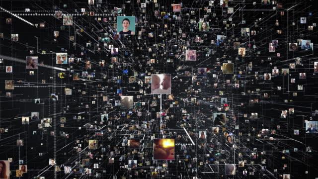 global networking - digital marketing stock videos & royalty-free footage