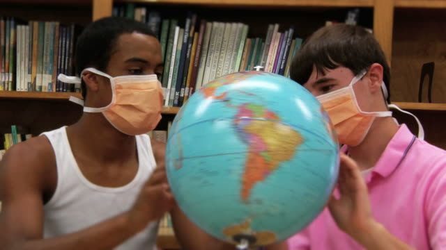 stockvideo's en b-roll-footage met global sickness - bureauglobe