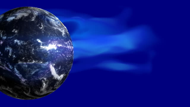 Global Warming Abstract HD1080 video