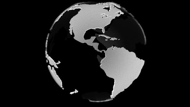 Globe Loop Rotation video