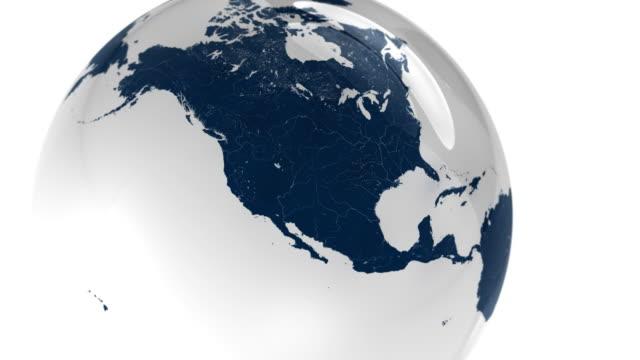 Globe Spin In video
