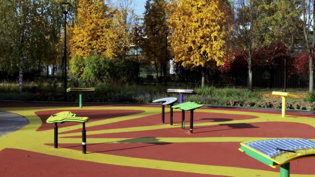 Glockenspiel in the park