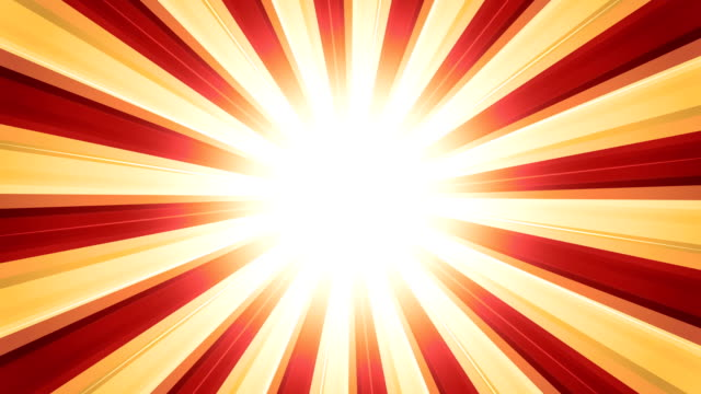 Glossy Light Rays Red Retro sunburst backgrounds animations suited for broadcast, commercials and presentations. They can be used also in Celebration, Party and Birthday or New Year animations. {{relatedSearchUrl(carousel.phrase)}} stock videos & royalty-free footage