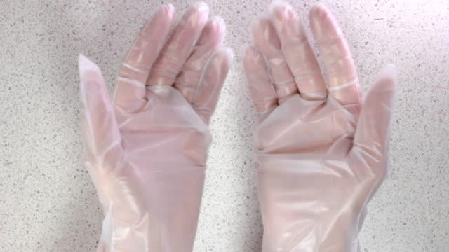 gloves video