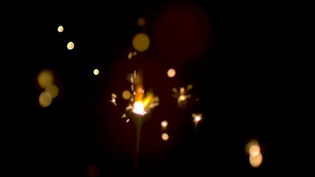 parlaklık - kıvılcım stok videoları ve detay görüntü çekimi
