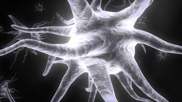 Glowing Microorganism