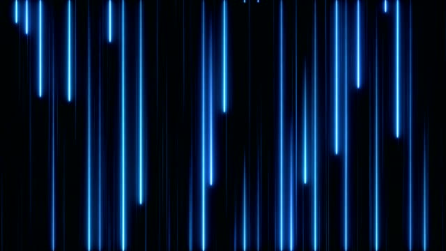 vídeos de stock, filmes e b-roll de luzes de néon brilhante - loopable - led