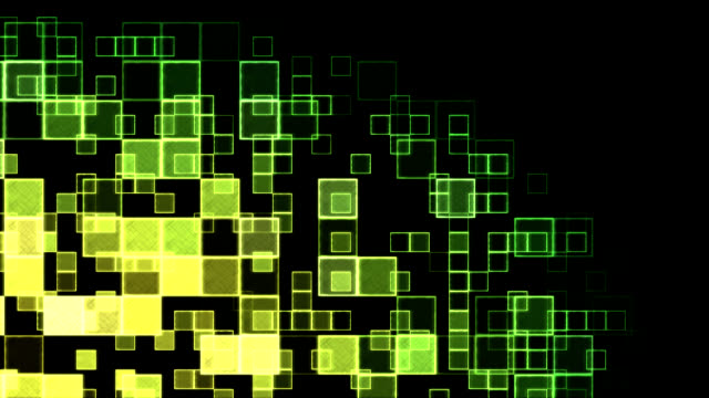 Glowing Squares - Loop