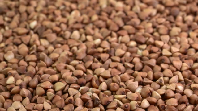 trigo libre de gluten asado kasha - vídeo