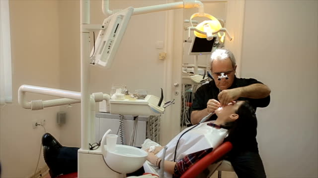 going to the dentist,toothache video