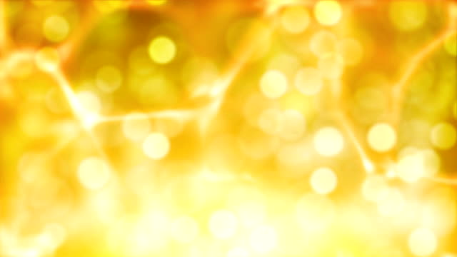 gold abstract patterns - bokeh stock videos & royalty-free footage