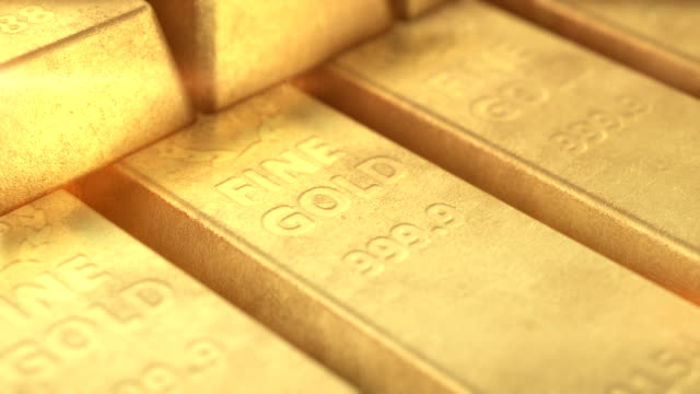 Gold bars Gold bars video background gold bars stock videos & royalty-free footage