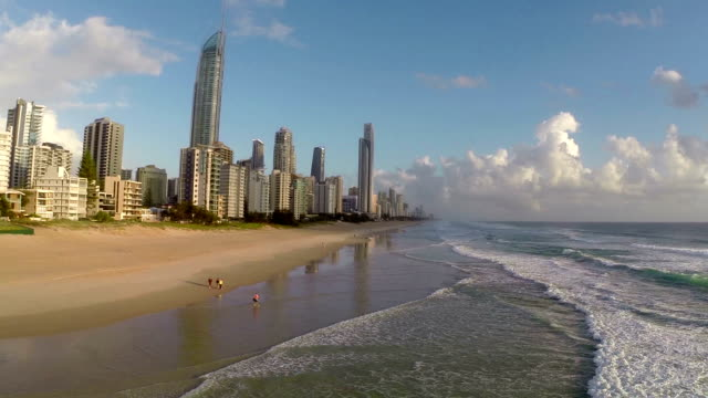 Gold Coast, Queensland, Australia video