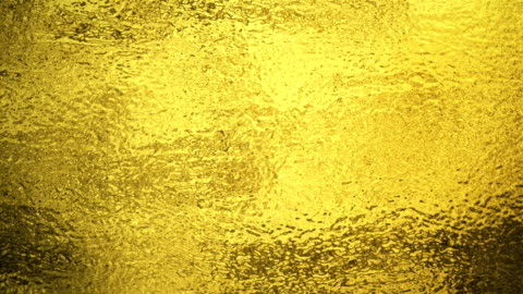 Gold foil animated Gold foil texture, animation background gold stock videos & royalty-free footage